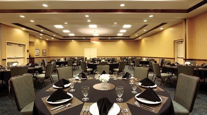 Hilton Garden Inn Banquet Room