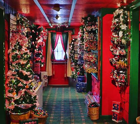 christmas shop - The Christmas Shop