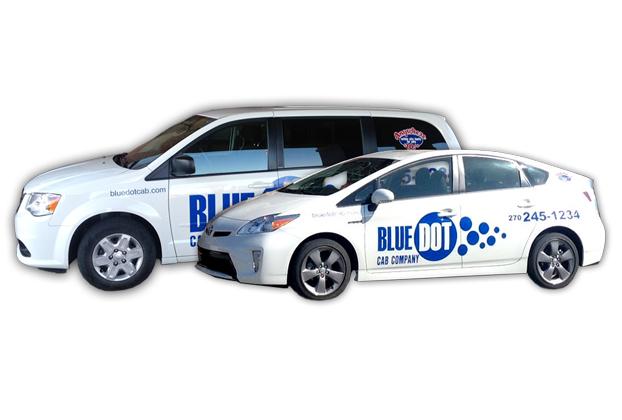 Blue Dot Cab Co.