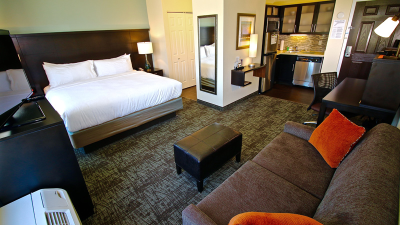 Stay and Play at Cimarron Golf Course Studio Suite