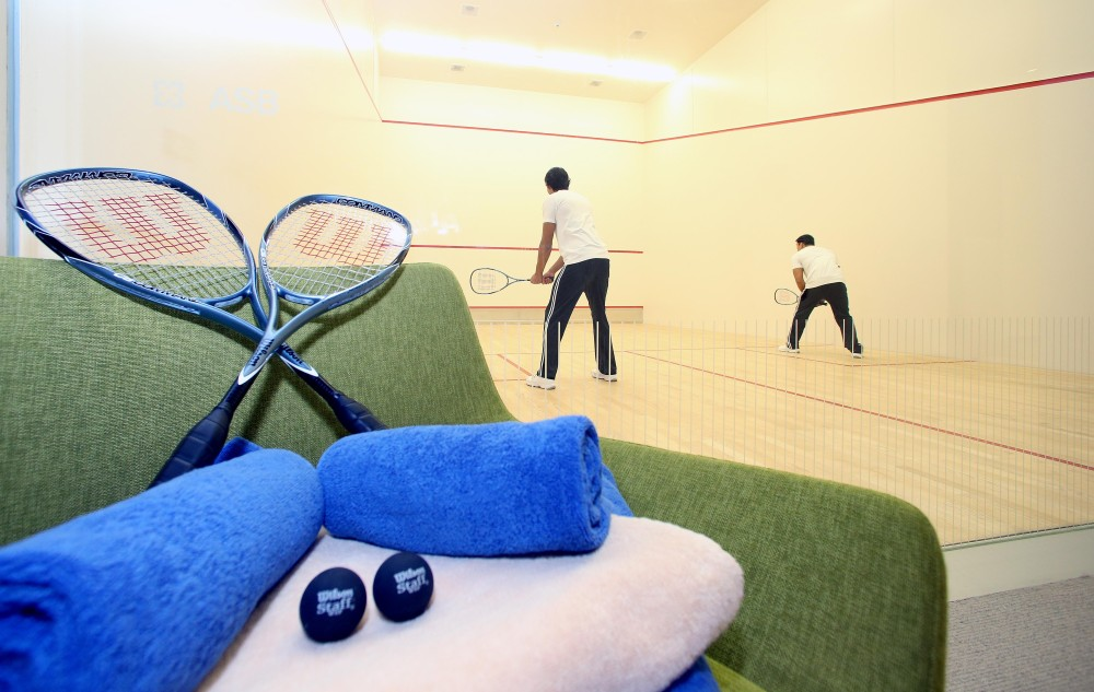 2 For 1 Squash Court Play $25