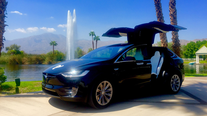Ride from Los Angeles to Greater Palm Springs Starting at $29