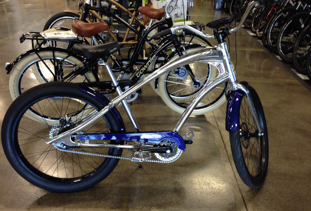 Pictures of Electric Bikes Palm Springs