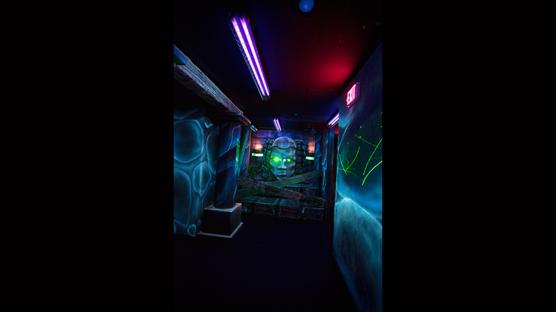 $30 Unlimited Laser Tag