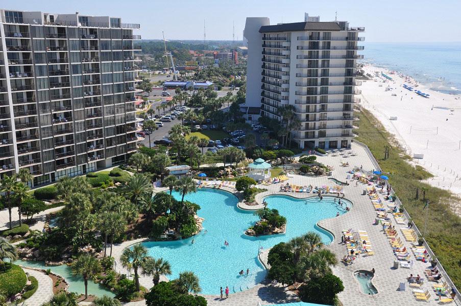 Edgewater Beach Resort Tower 3 Unit