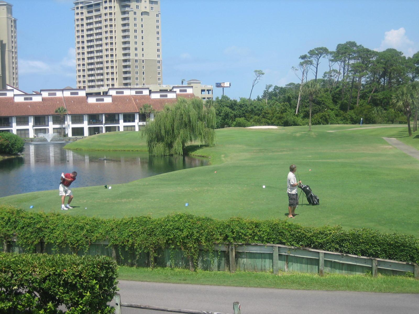 2br2ba Golf Villa at Edgewater Beach Resort