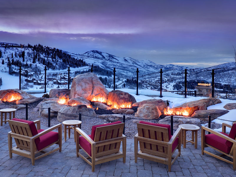 remede spa at st regis deer valley - Best Christmas Vacation Destinations