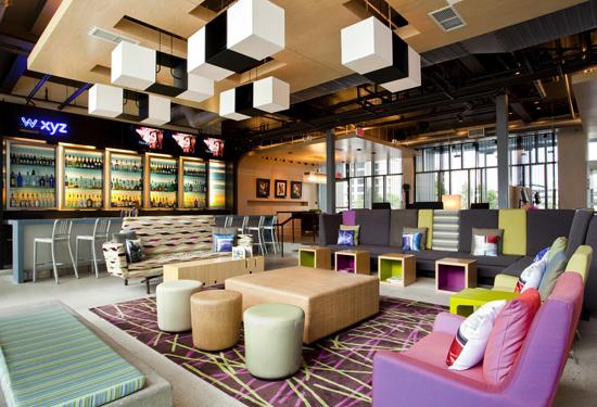 Aloft Phoenix Airport Hotel