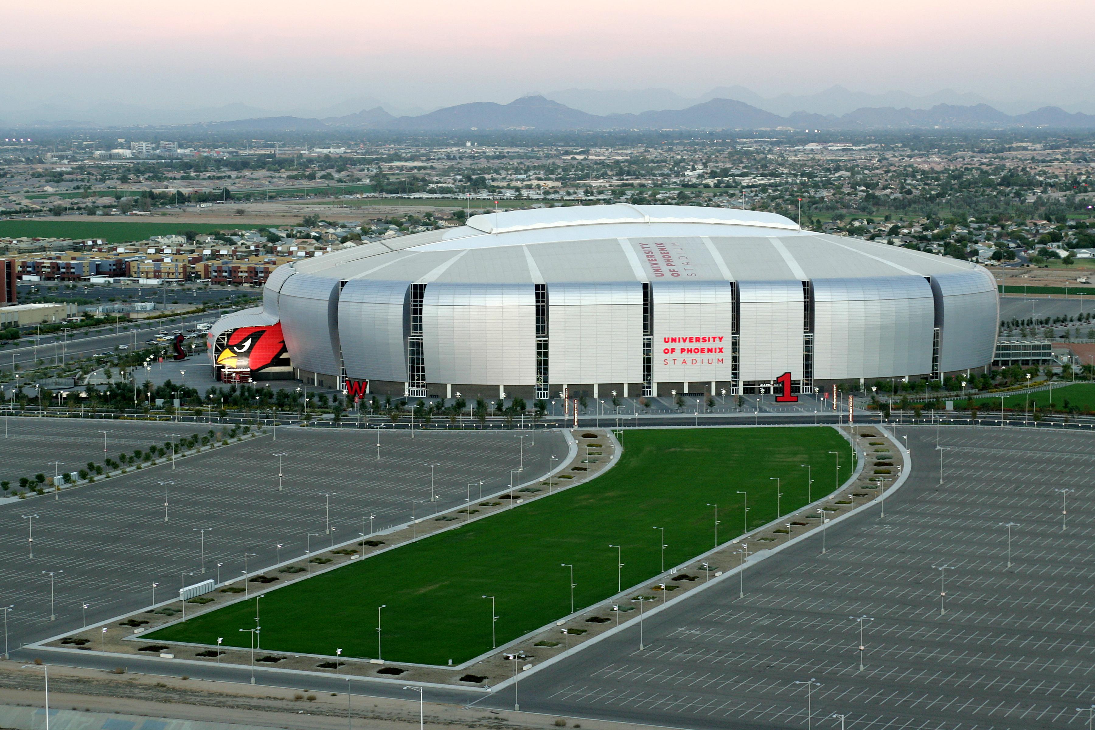 Cardinals Stadium Tour