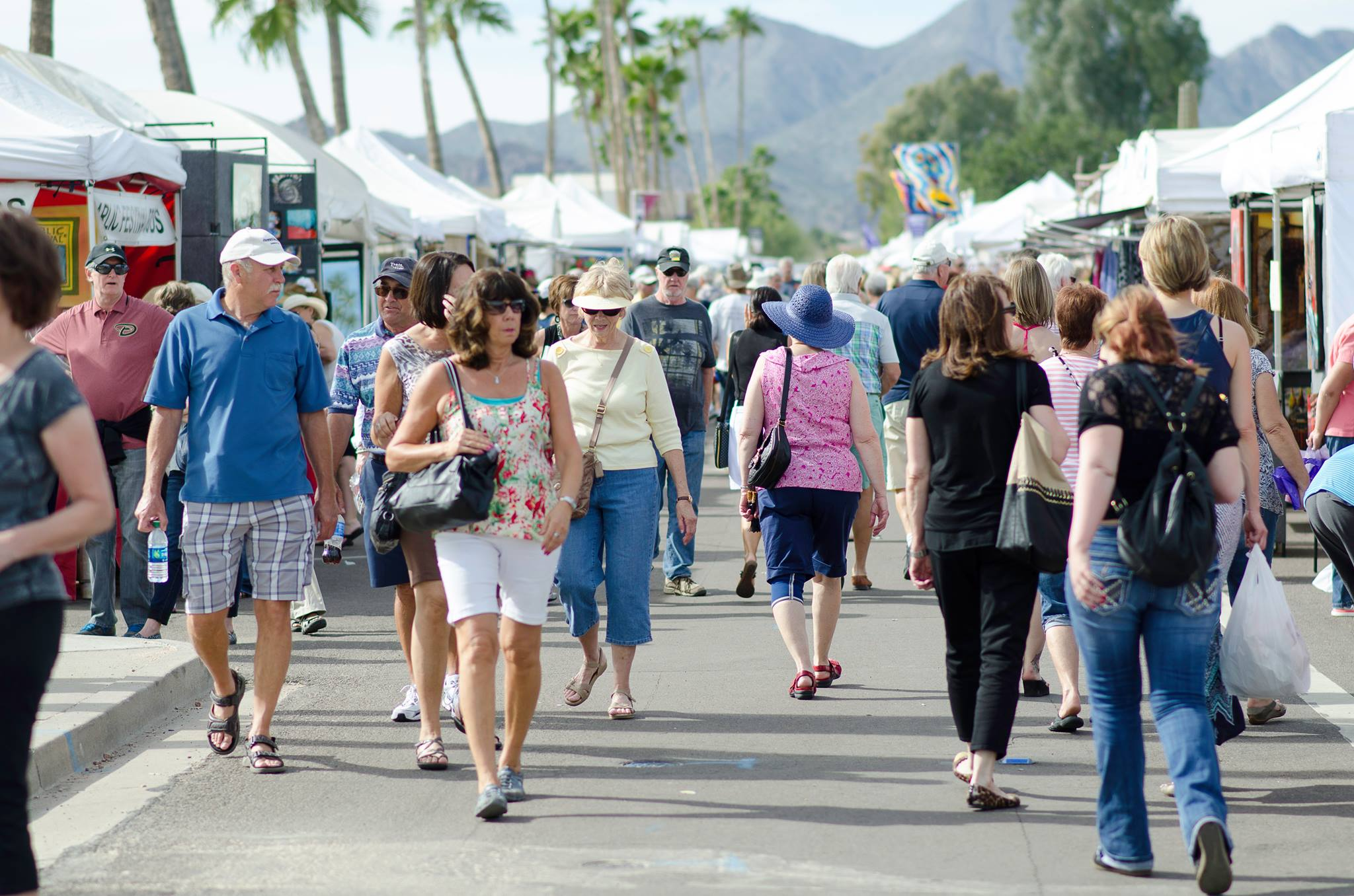 Fountain Hills Festival Of Arts And Crafts - Fountain hills car show 2018