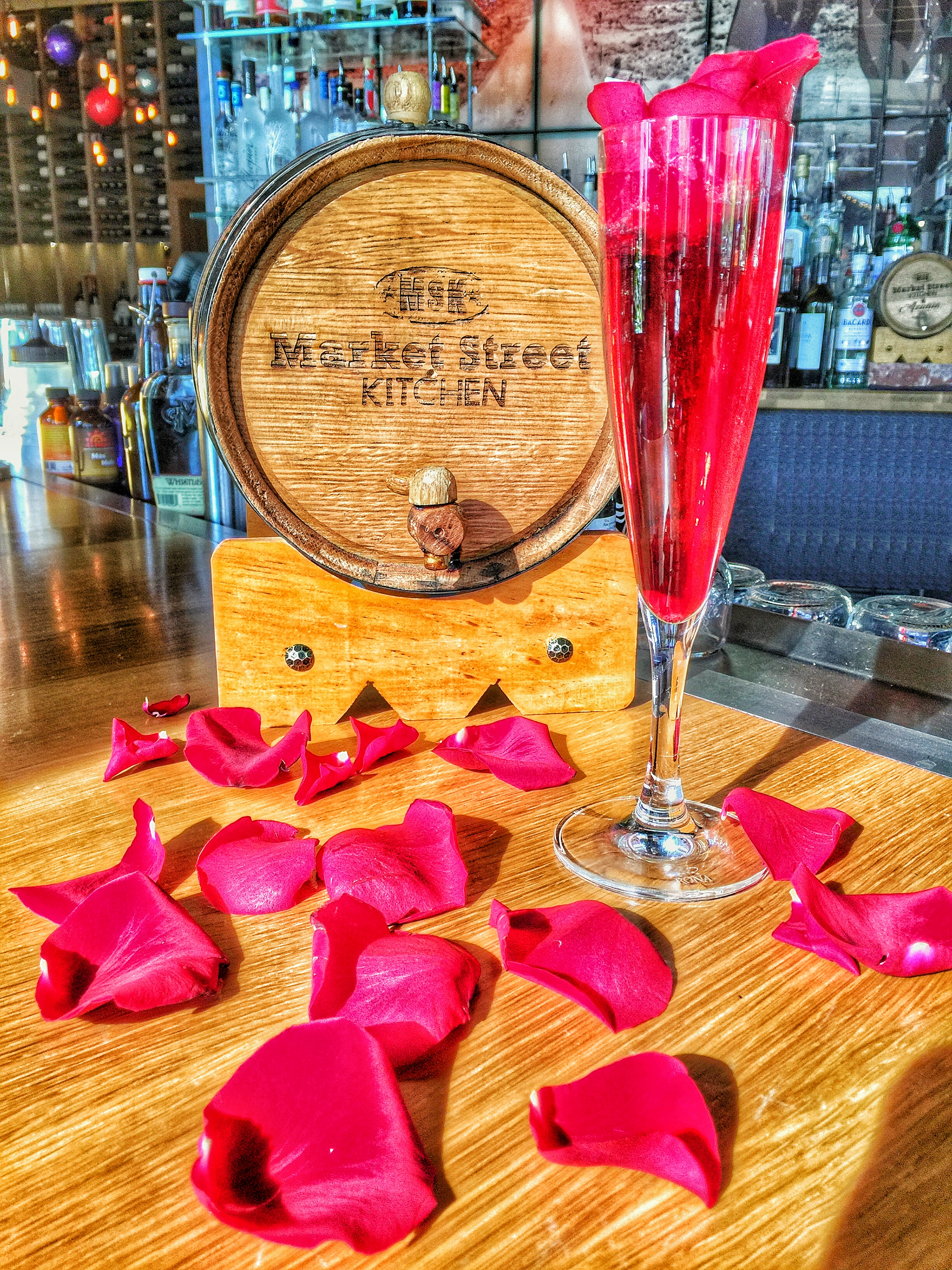 Valentine\'s Day at Market Street Kitchen