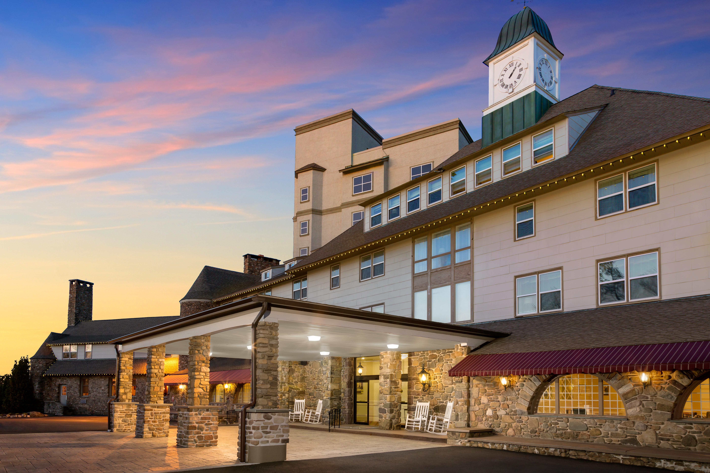 Pocono manor resort spa