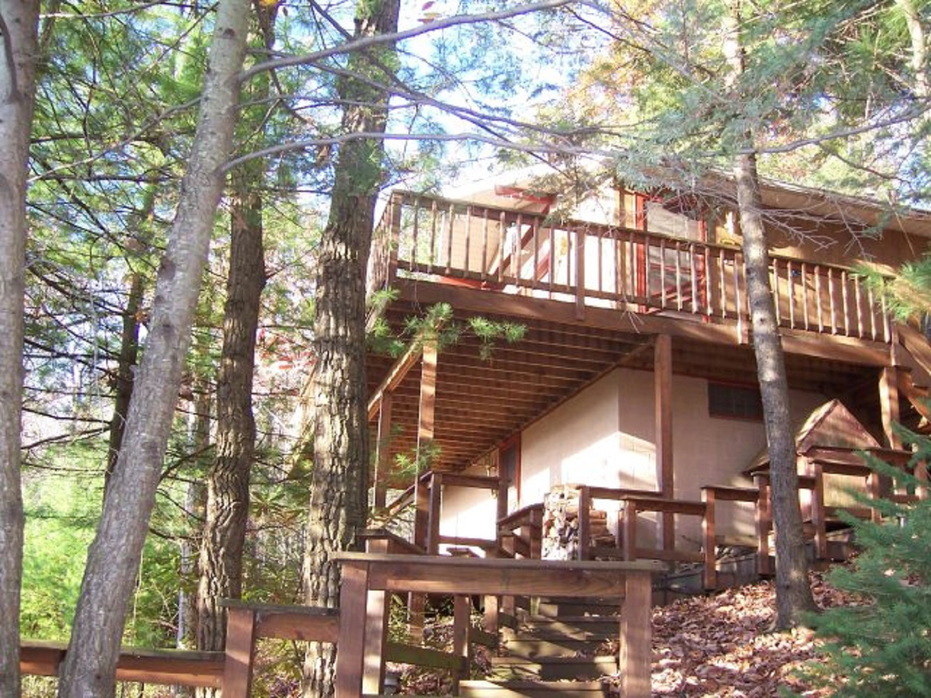 rent real lake estate front images x in pa for pocono arrowhead mountains the of cabins view poconos