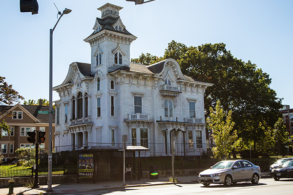 Wedding Cake House Kendrick Prentice Tirocchi House