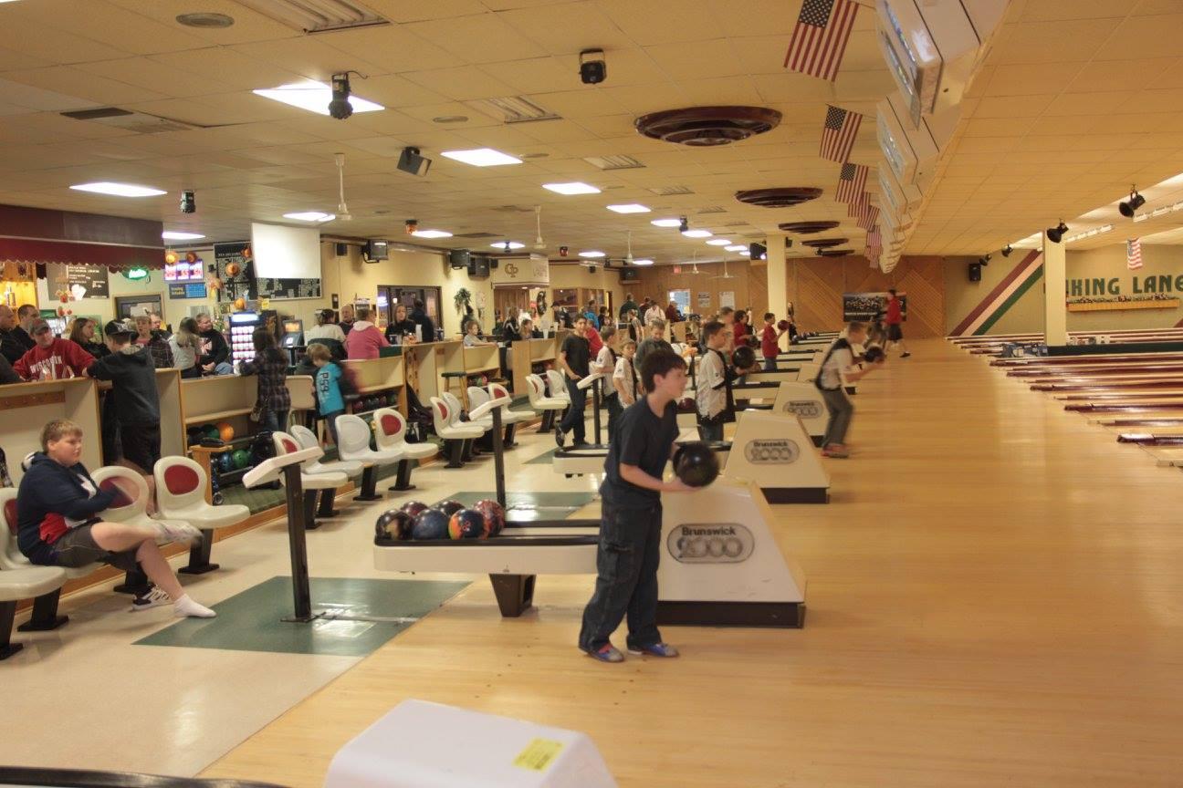 Viking Lanes Bowling