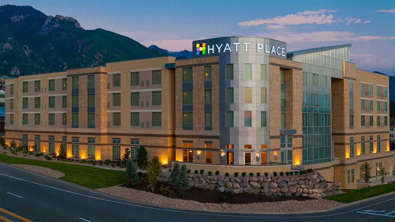 Hyatt Place Salt Lake City/Cottonwood | Salt Lake City, UT 84121 ...