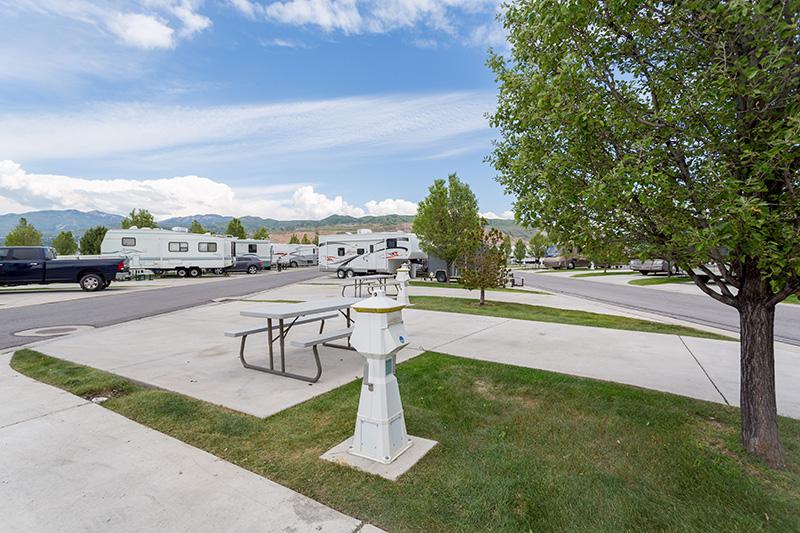 Pony Express Rv Resort North Salt Lake Ut 84054 Salt