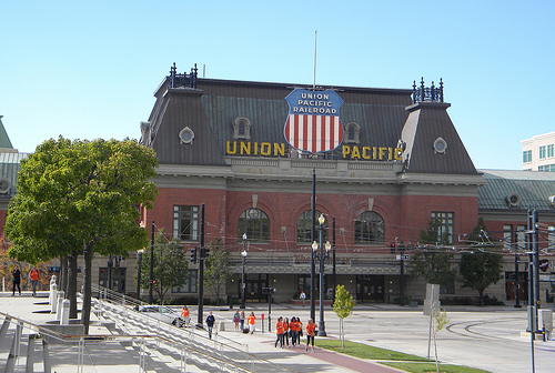 The Depot Salt Lake City Ut 84101 Business