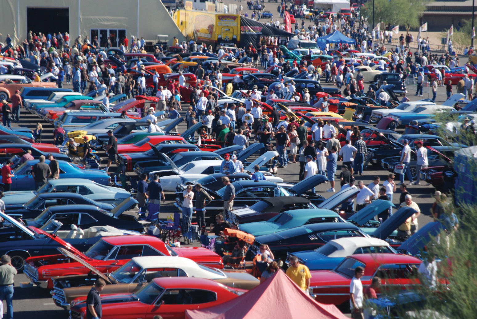 Goodguys St Annual Southwest Nationals - Scottsdale car show today