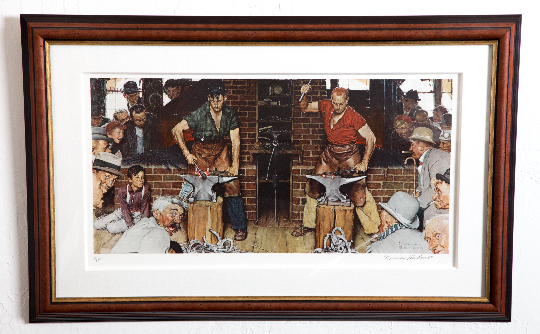 Spirit of America: Norman Rockwell
