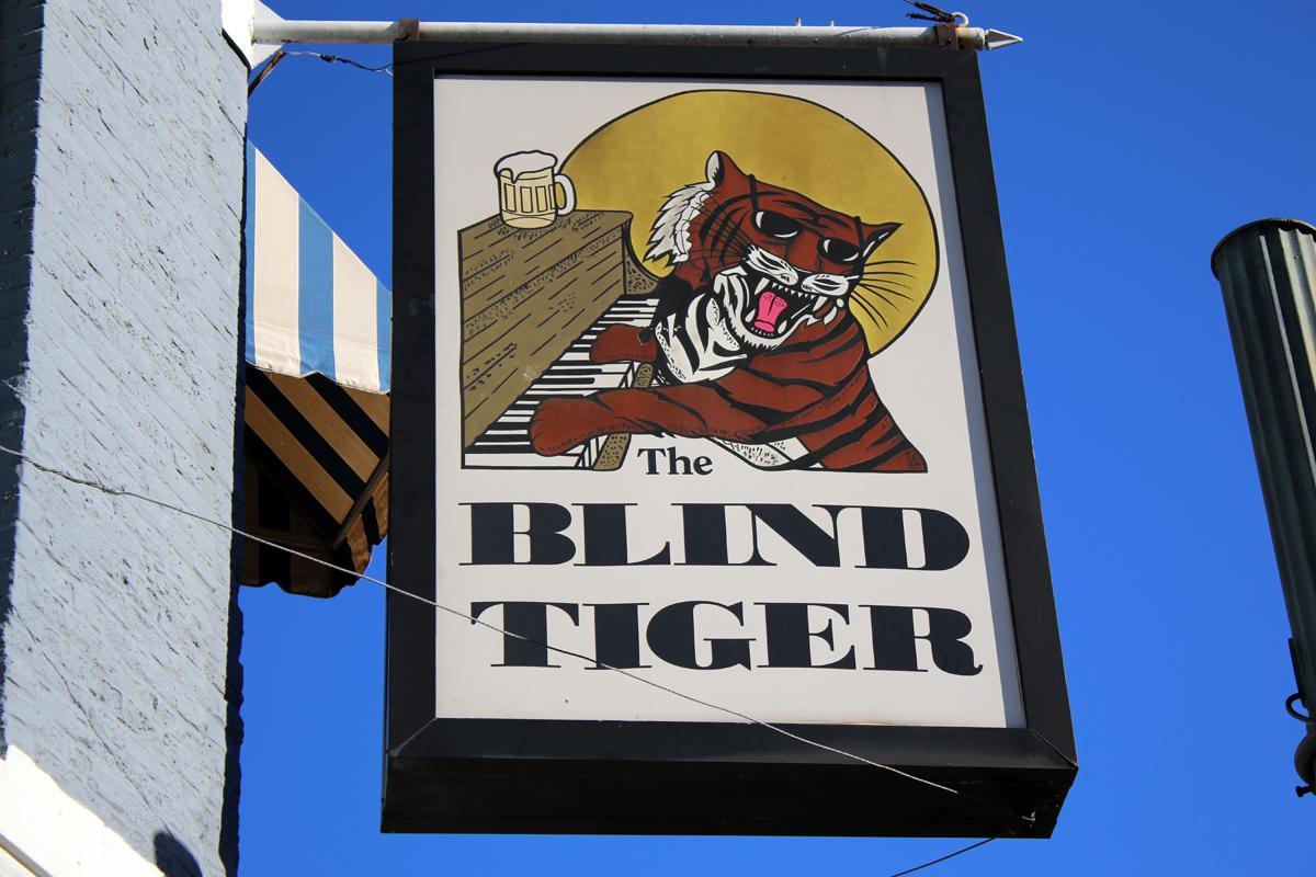Blind tiger shreveport