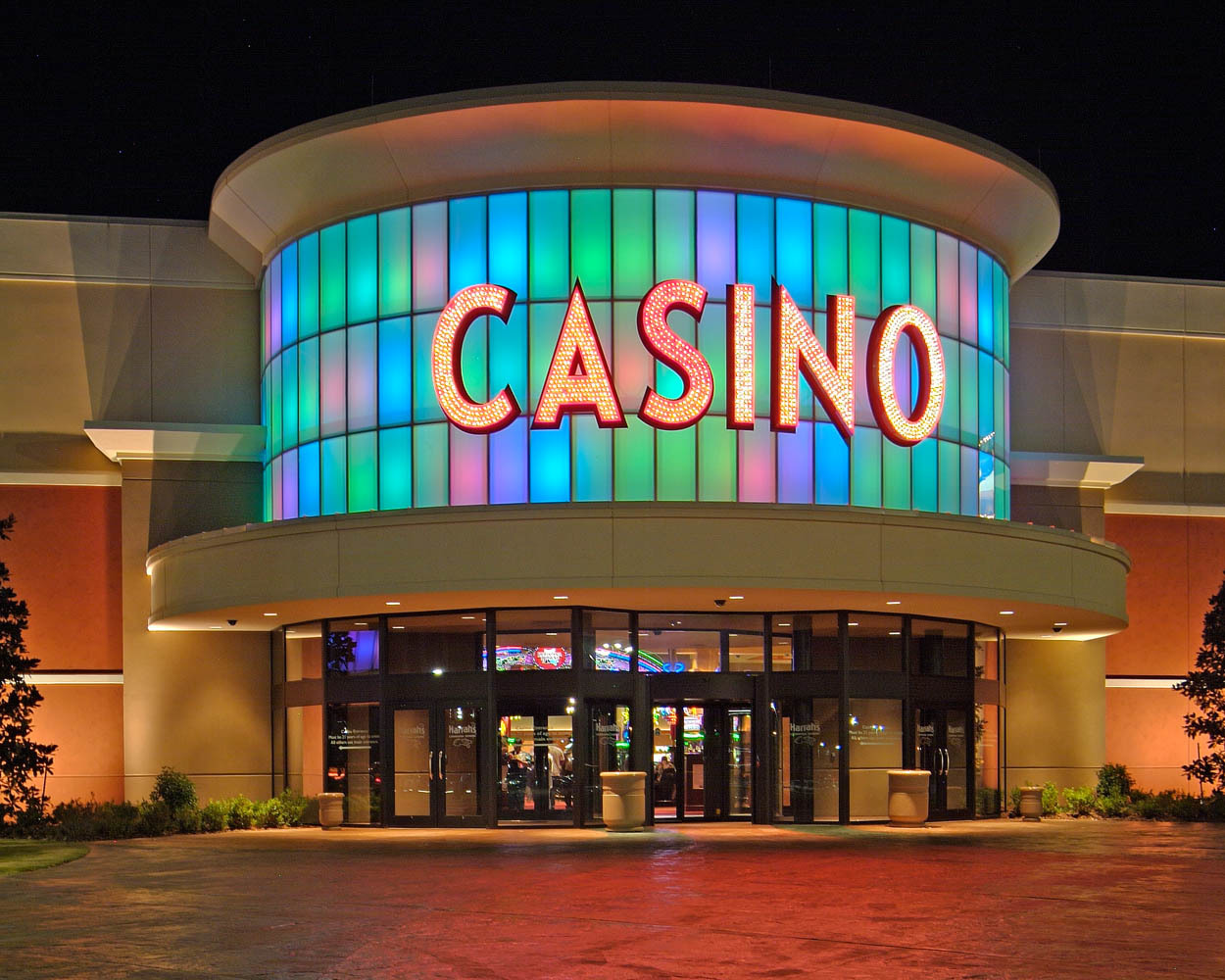 Casino harrahs louisiana shreveport charlestown west virginia casino
