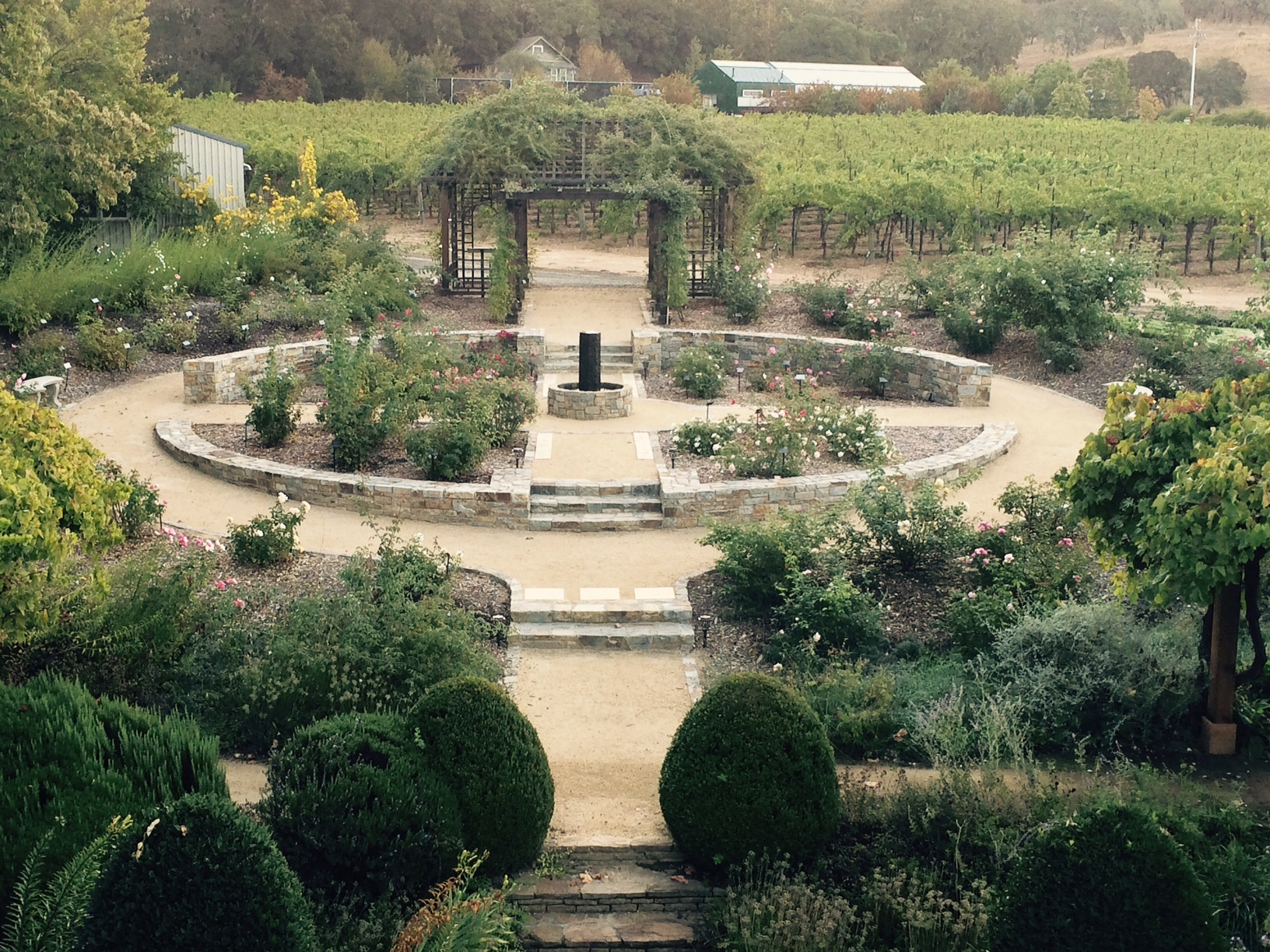garden - Quarryhill Botanical Garden