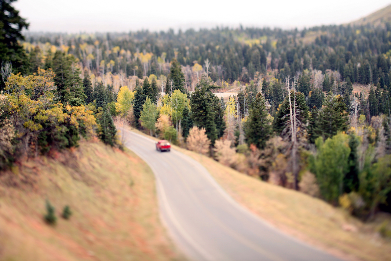 Nebo Loop Scenic Byway