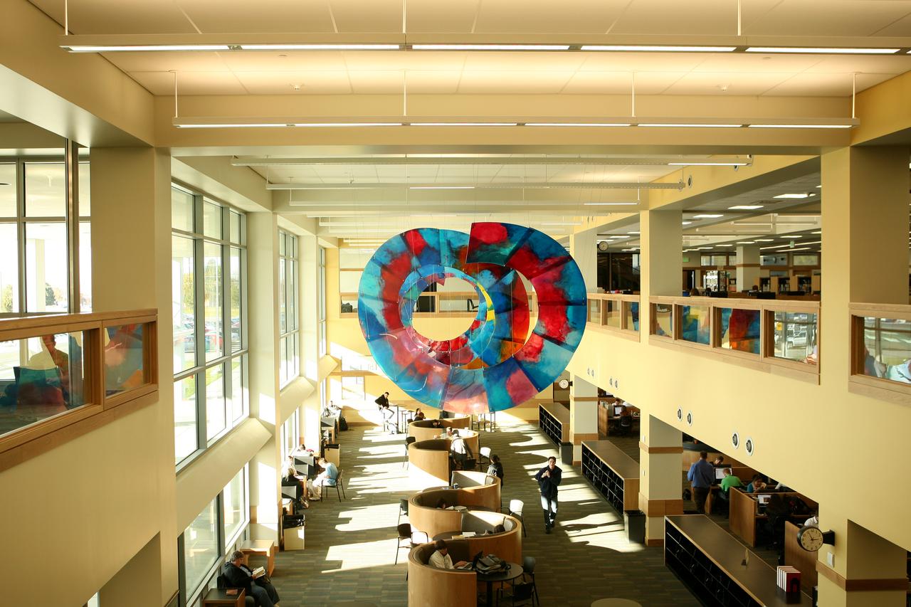 utah valley university library