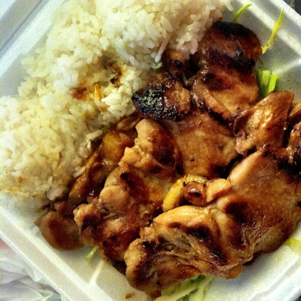 L L Hawaiian Barbecue