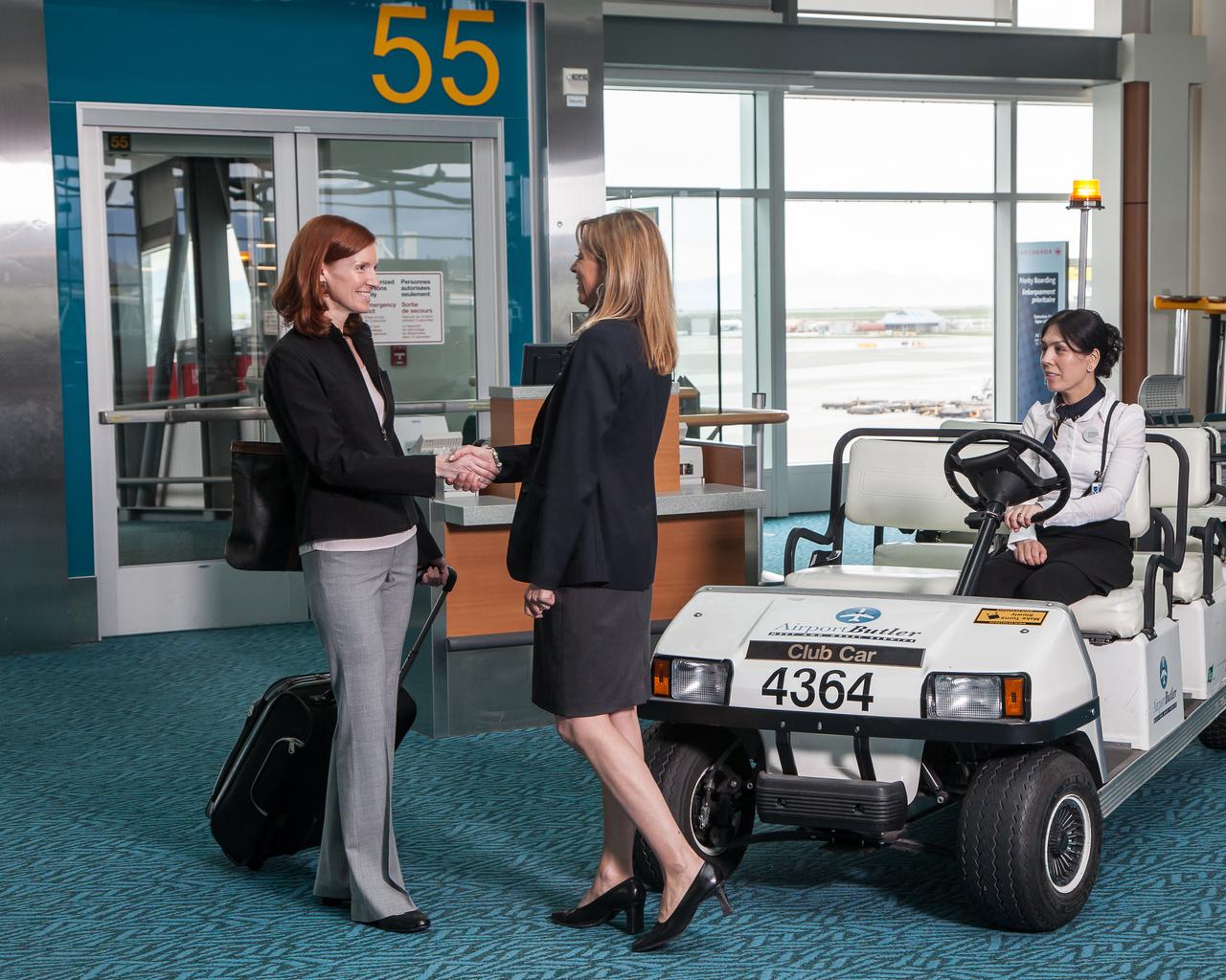 Airport Butler Meet Greet Service