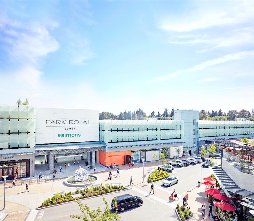 park royal shopping centre