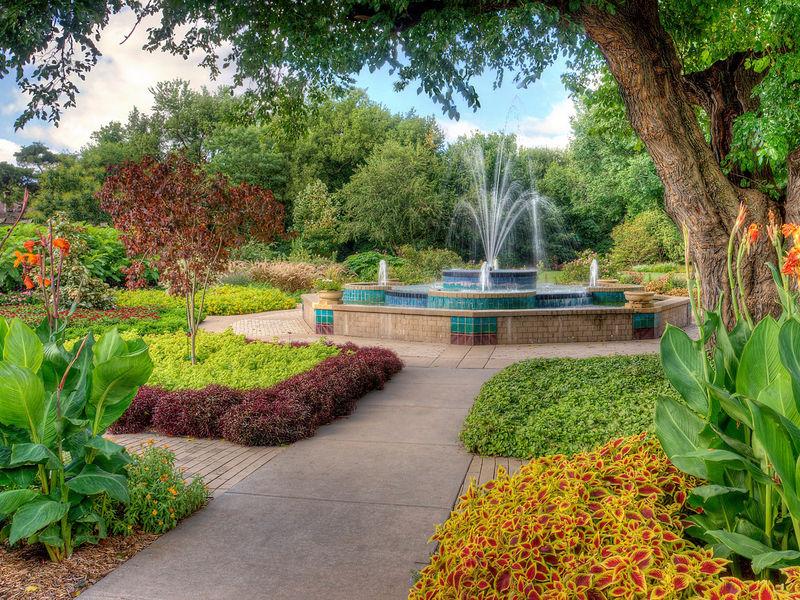 Botanica The Wichita Gardens Ks Meeting Place