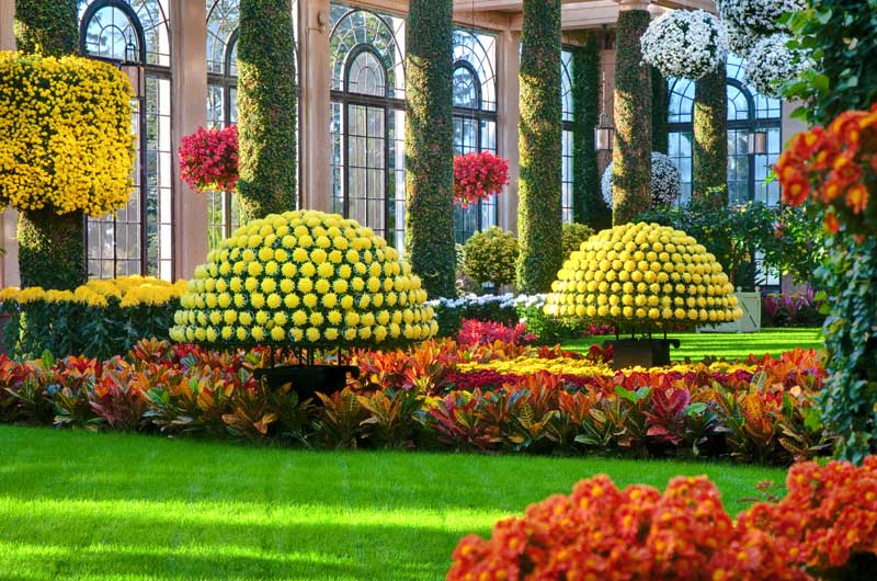 Perfect Longwood Gardens Gallery