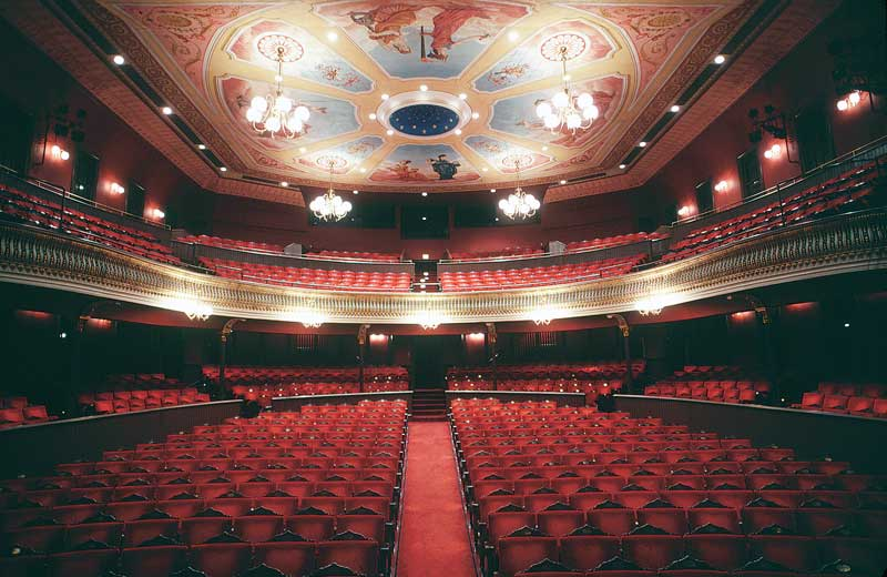 The Grand Opera House   Copeland Hall