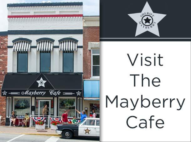 mayberry cafe callout