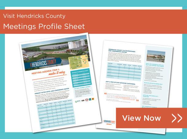 Meetings Profile Sheet | Visit Hendricks County