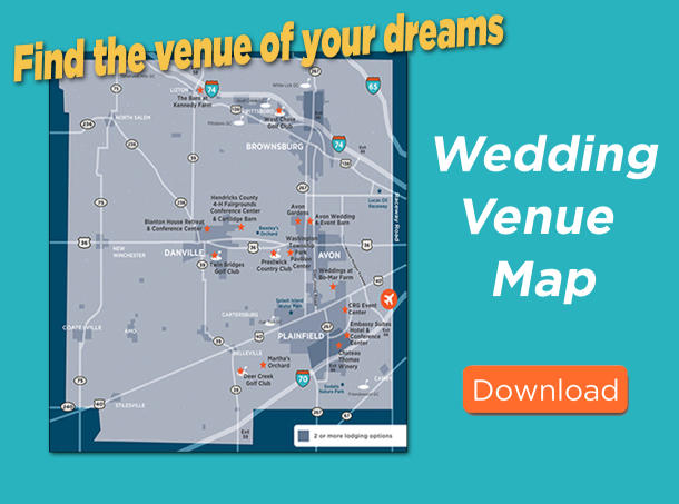 Download Our Wedding Venue Map