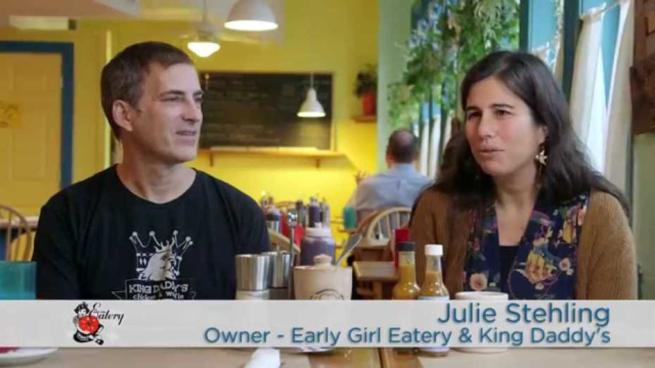John & Julie Stehling | Early Girl Eatery & King Daddy's Chicken and Waffle