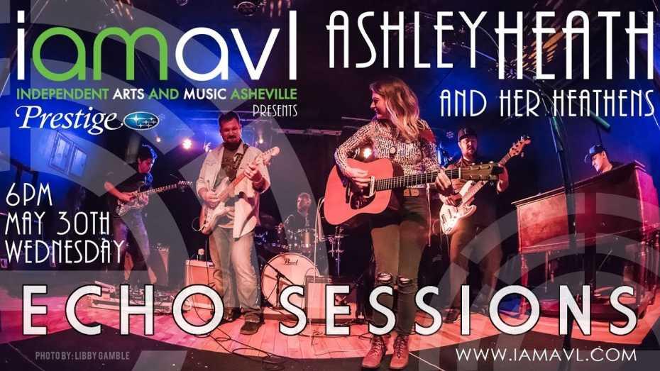 Echo Sessions featuring Ashley Heath