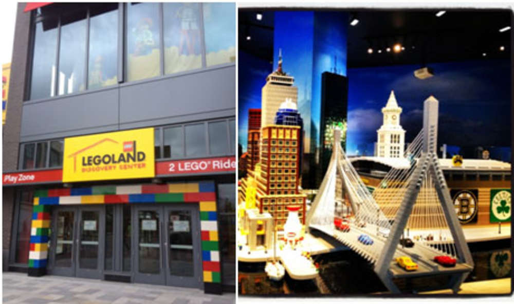 LEGOLAND Discovery Center is open!