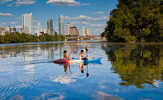 austin tourism visitor information culture things to do food