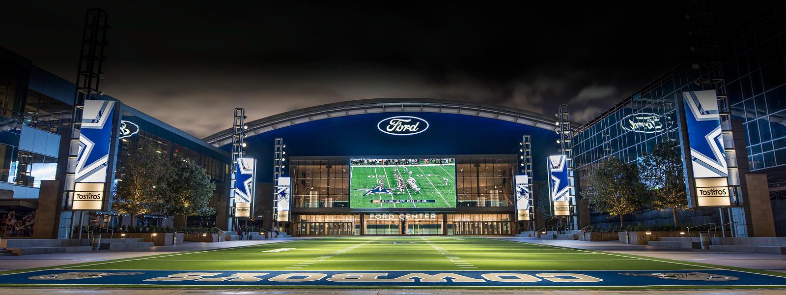Dallas cowboys for Sport city motors dallas