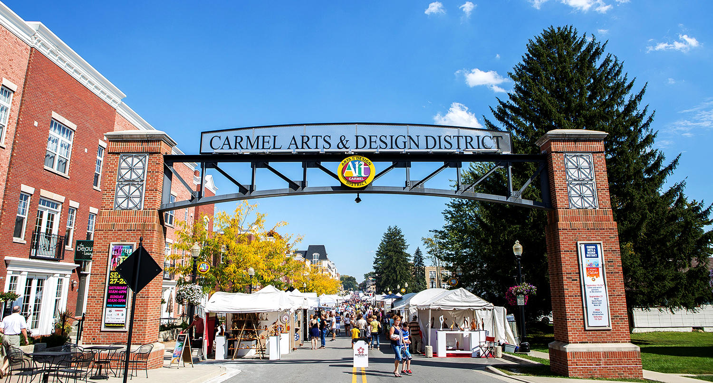 St J Auto >> Carmel Arts & Design District | Hamilton County Towns | Visitors Information