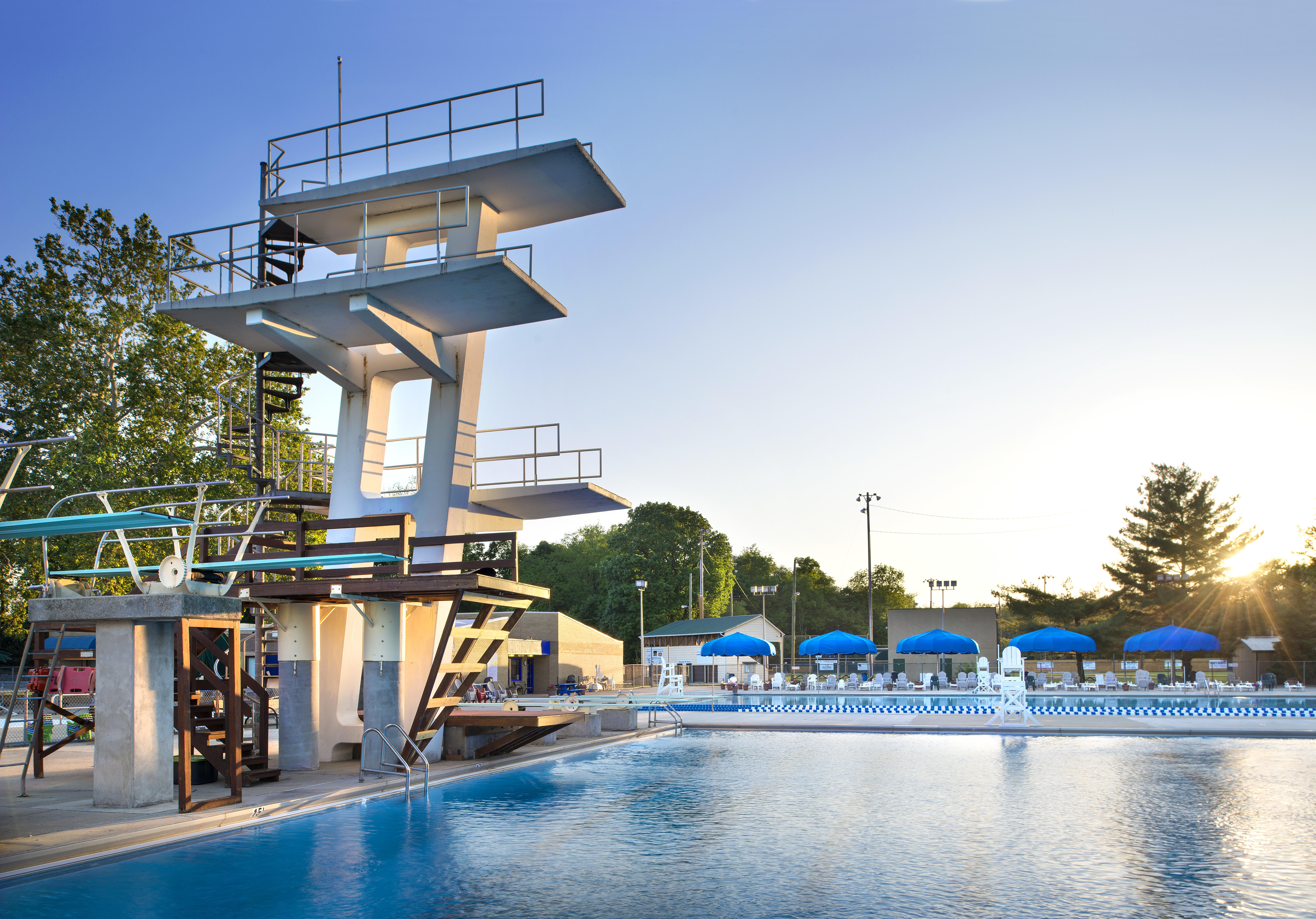 sports facilities events services hamilton county na forest park aquatic center