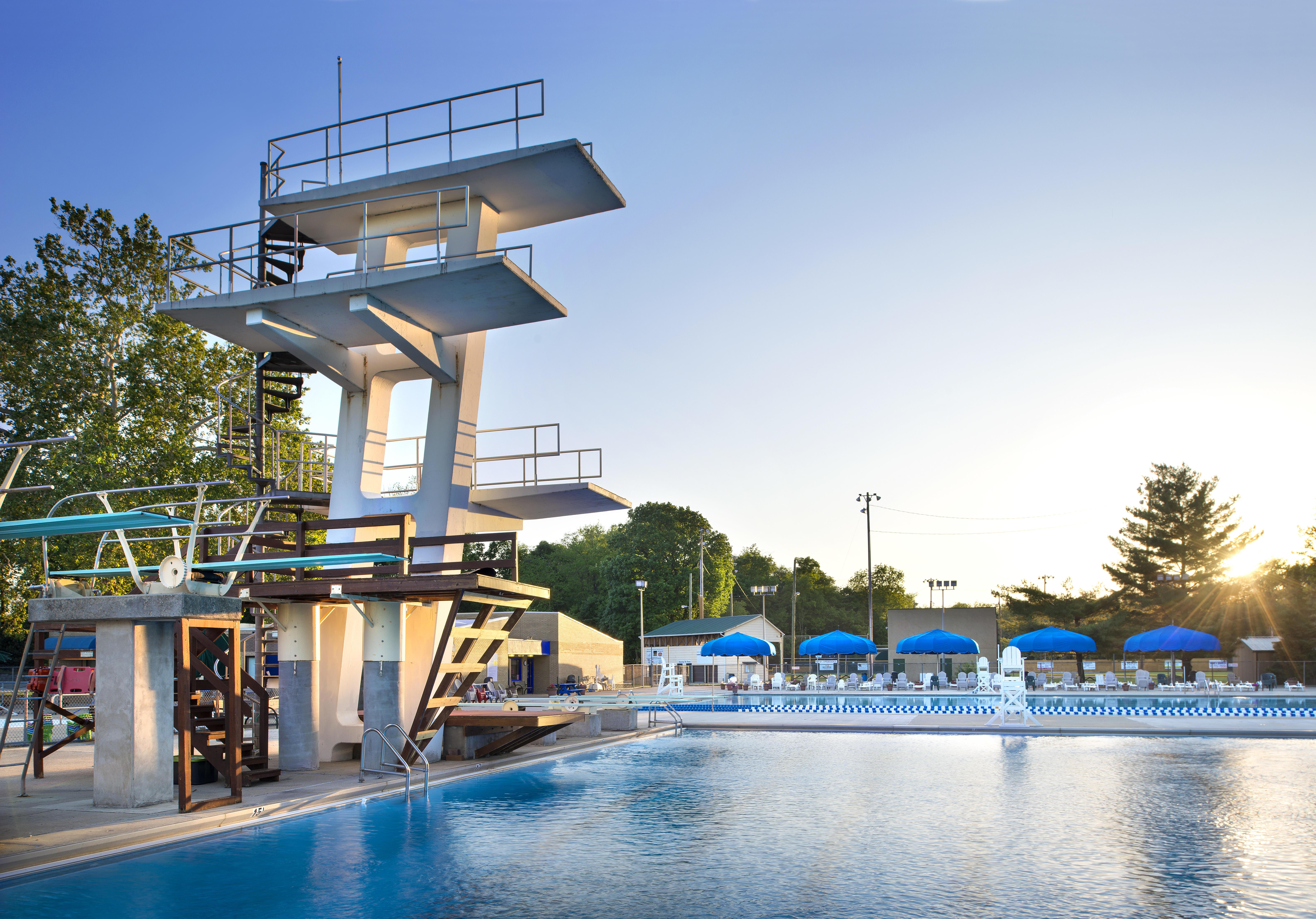 sports facilities events services hamilton county na forest park aquatic center