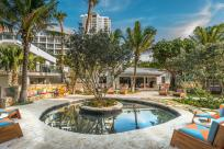 Park and Stay at the Confidante Miami Beach