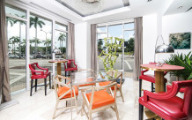 Miami Getaway Save 15% or more, includes breakfast for 2 and 3 special perks.