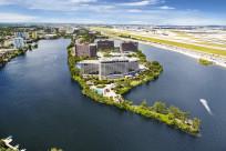 Blue Lagoon Offer at Hilton Miami Airport Blue Lagoon