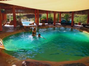 Jemez Hot Springs - Home of the Giggling Springs